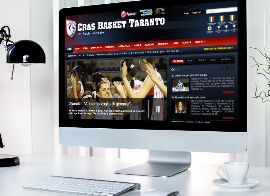 Cras Basket Taranto