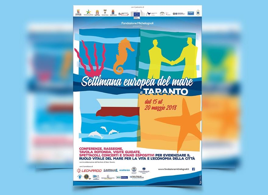 Settimana Europea del Mare a Taranto